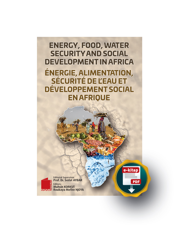 Energy, Food, Water Security and Social Development in Africa